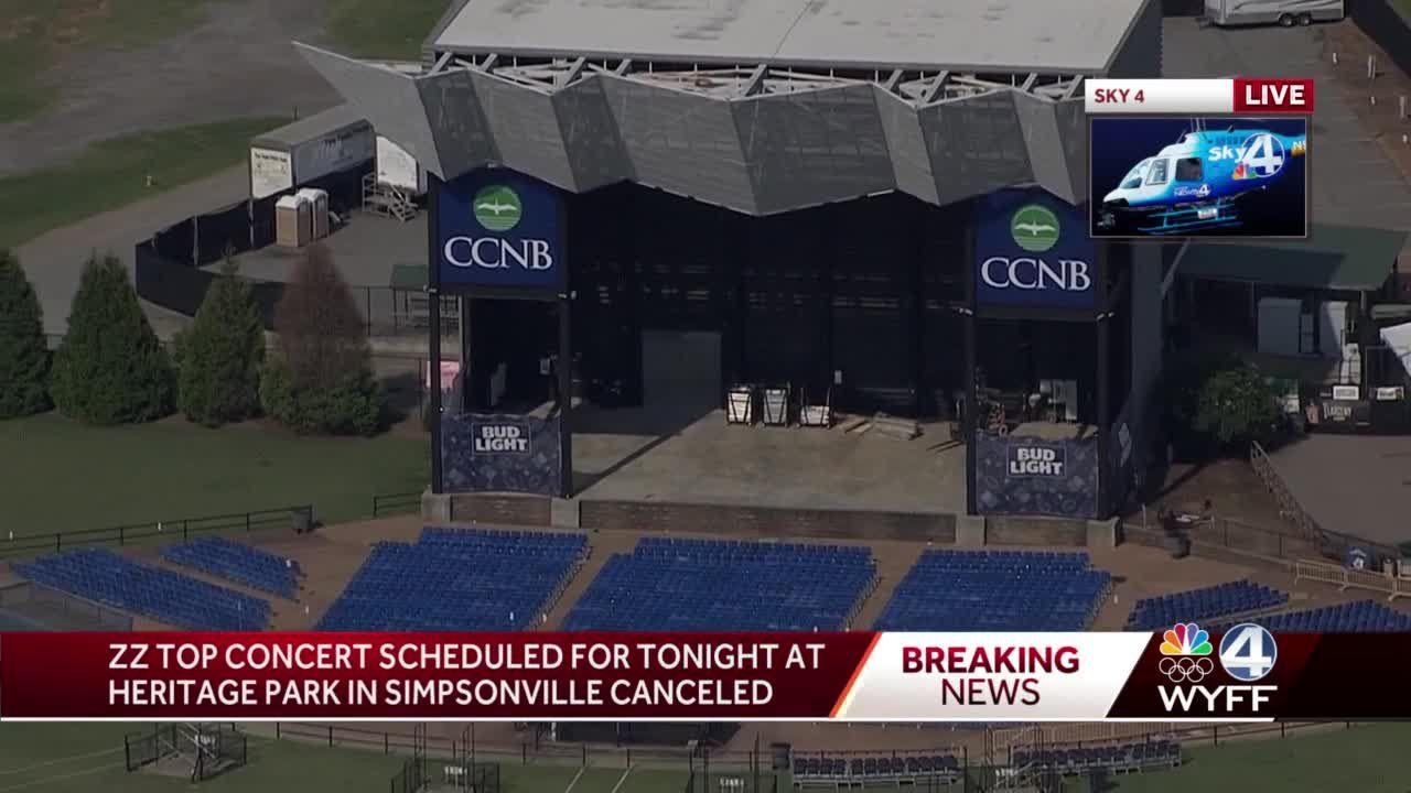 ZZ Top Upstate concert canceled after death of bassist, Dusty Hill, announced