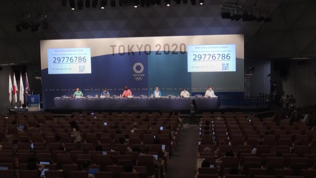 Tokyo 2020: Organisers provide update on virus cases