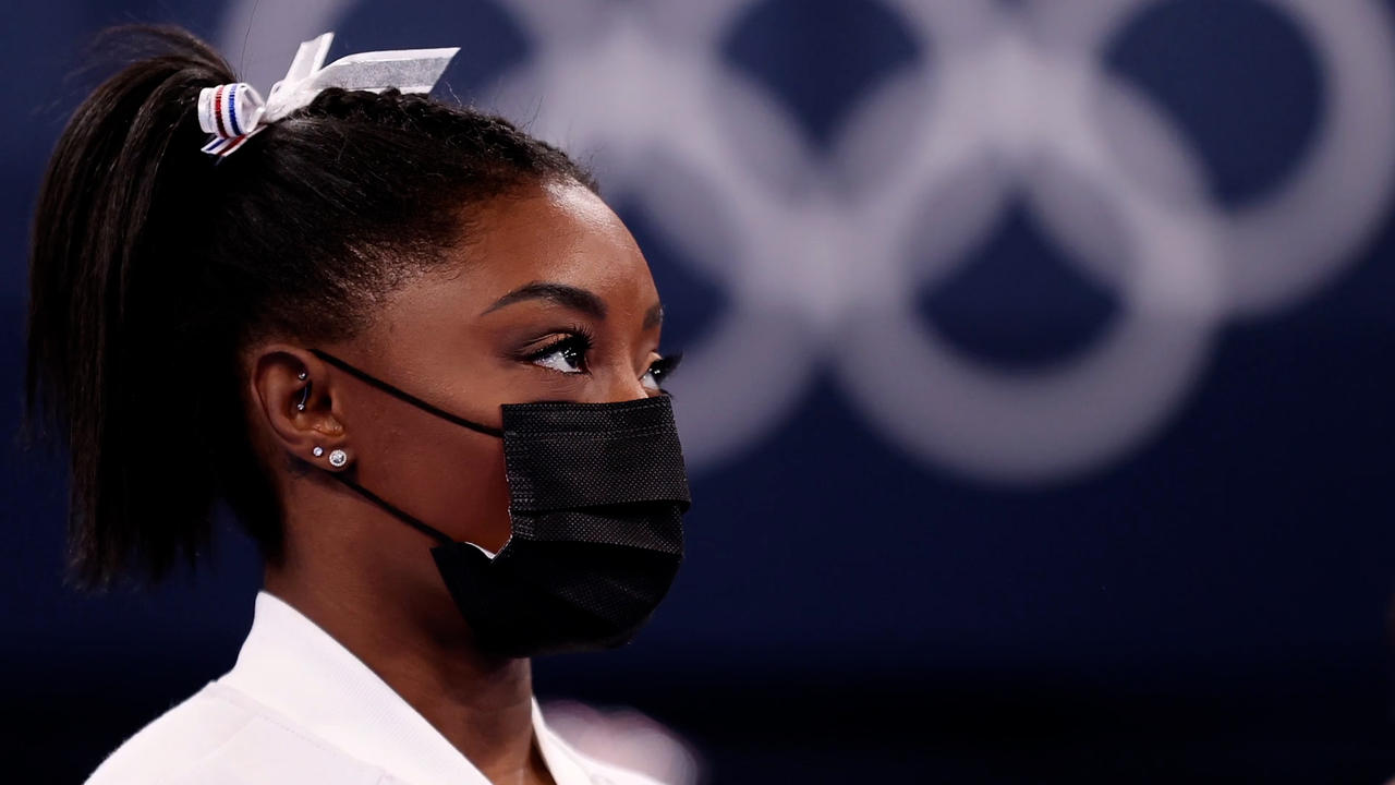 Justin Bieber voices support for Simone Biles after her Olympics exit