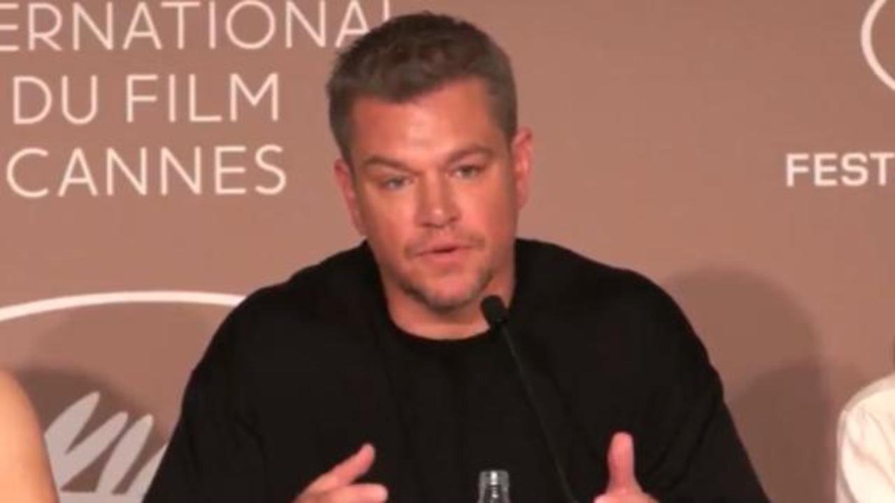 Oil rig worker talks about consulting Matt Damon on new film 'Stillwater'