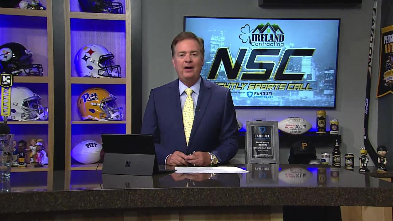 Ireland Contracting Nightly Sports Call: July 28, 2021 (Pt. 1)