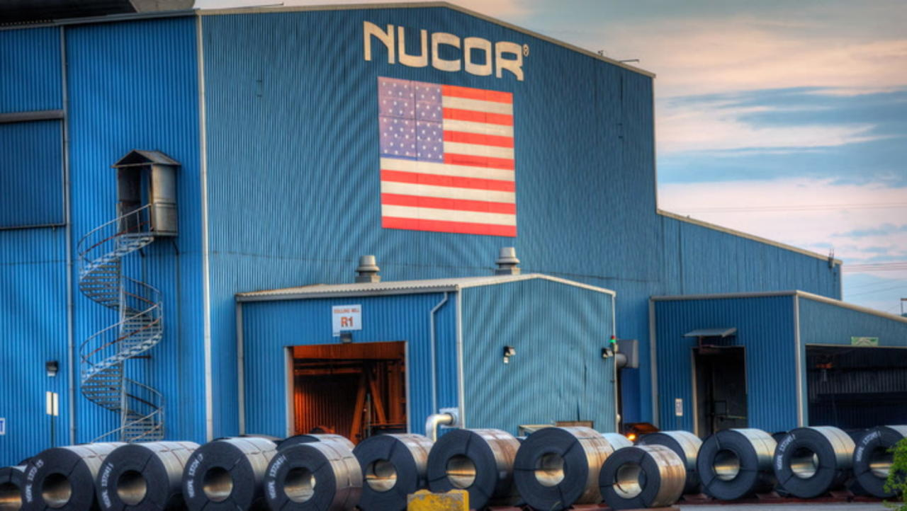 Jim Cramer Says Nucor Stock Is a Buy 'Right Here'