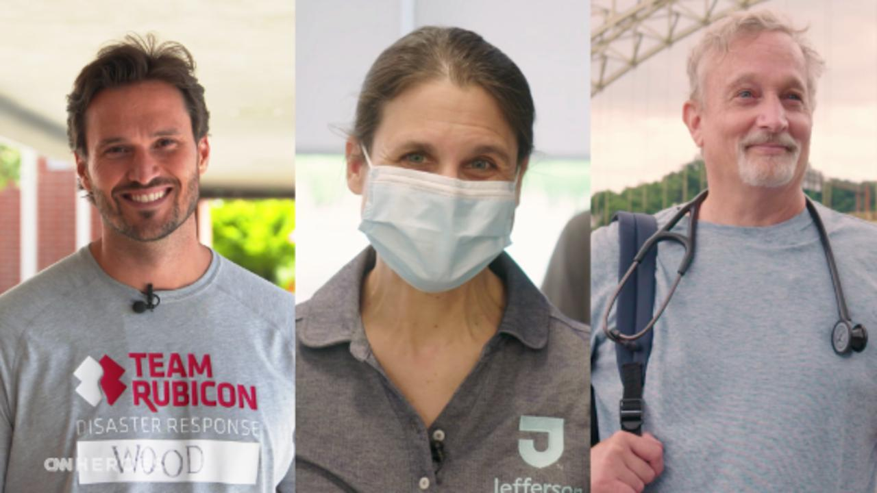 CNN Heroes on a mission to vaccinate