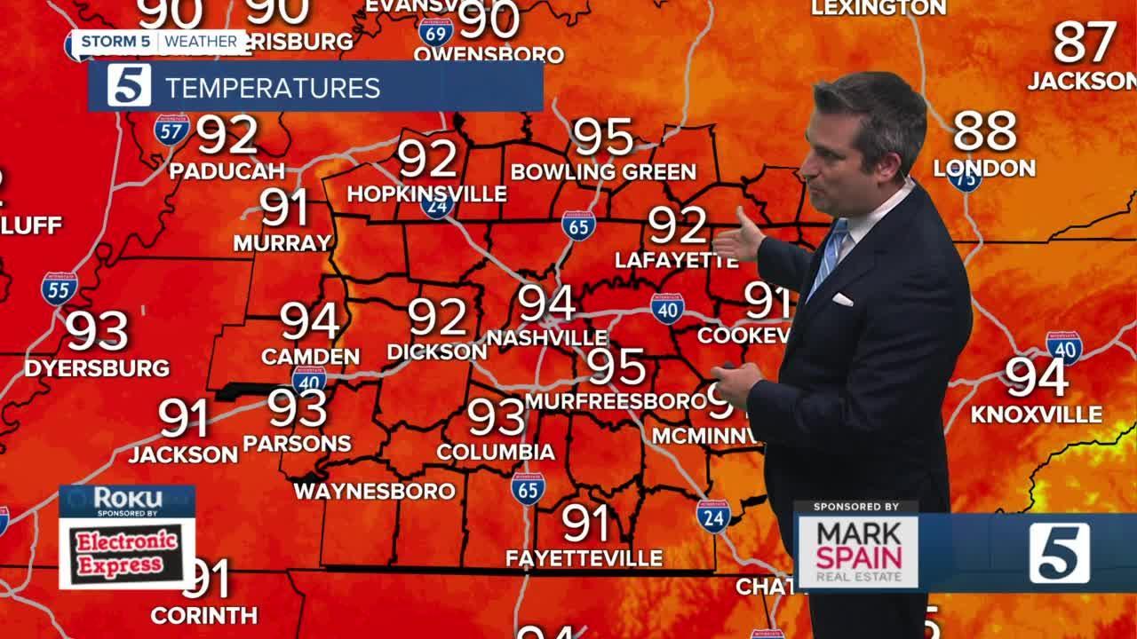 Henry's evening forecast: Thursday, July 29, 2021