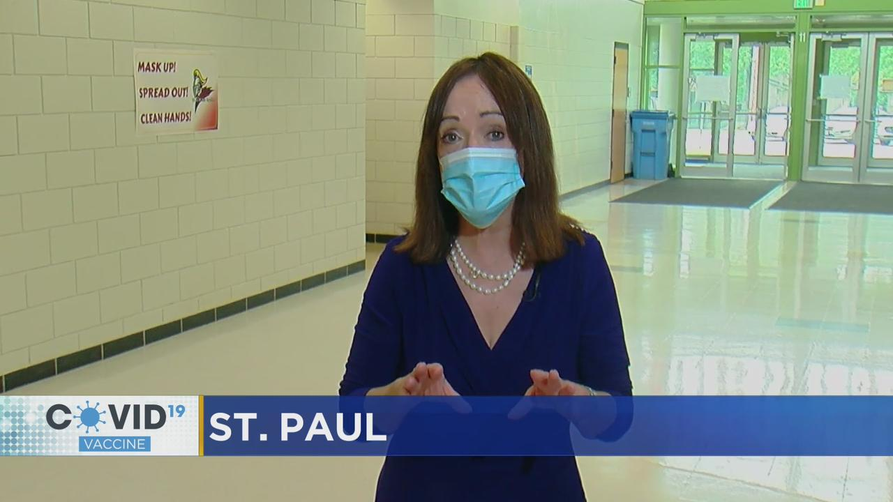 Experts Stress Danger Of The Delta Variant To A St. Paul School