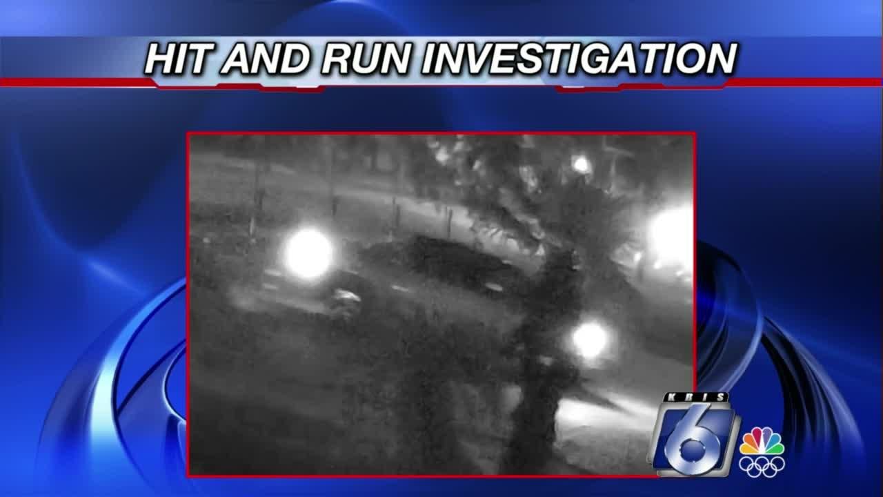 Police looking for help on hit-and-run accident