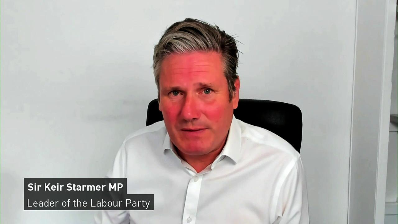 Starmer urges government to ease isolation rules sooner
