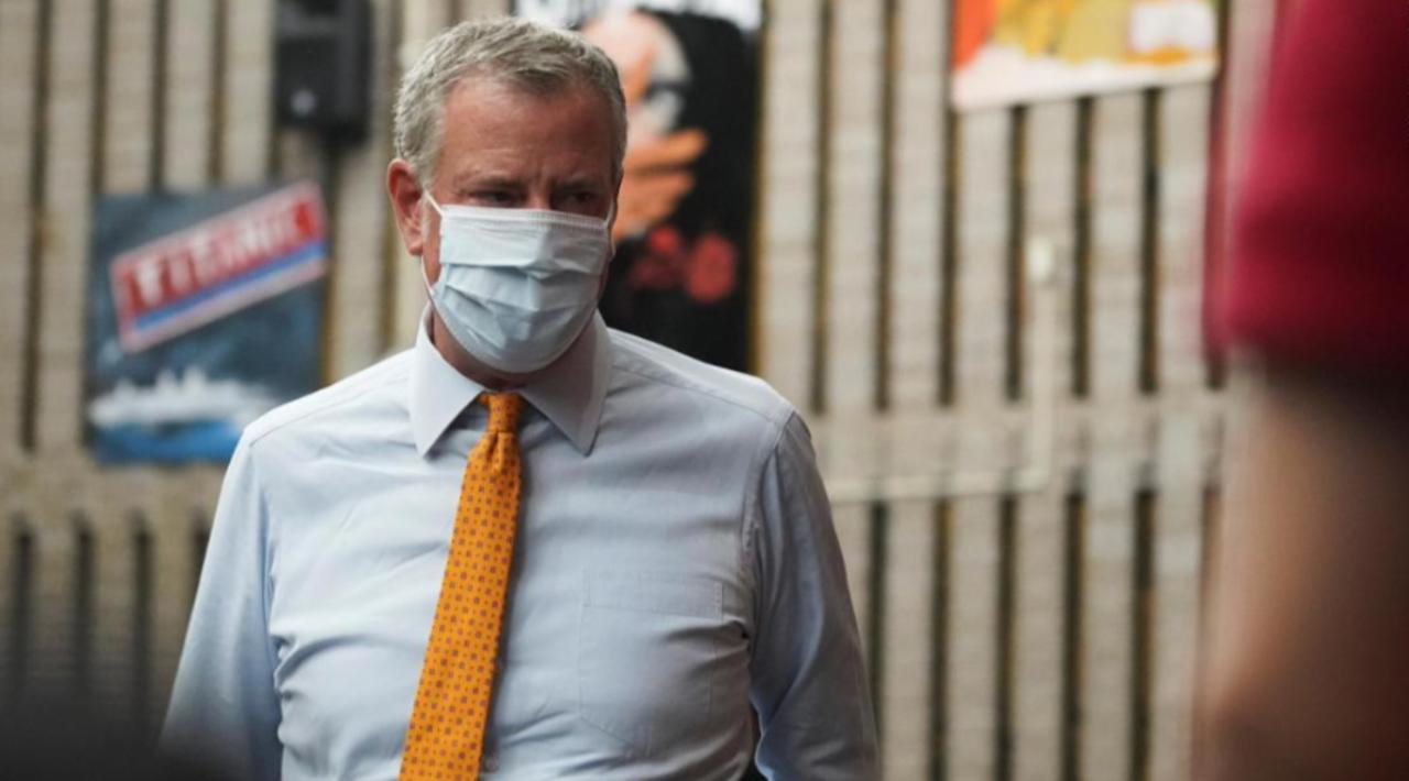 NYC Mayor Offers $100 Incentive for Vaccinations at City-Run Sites