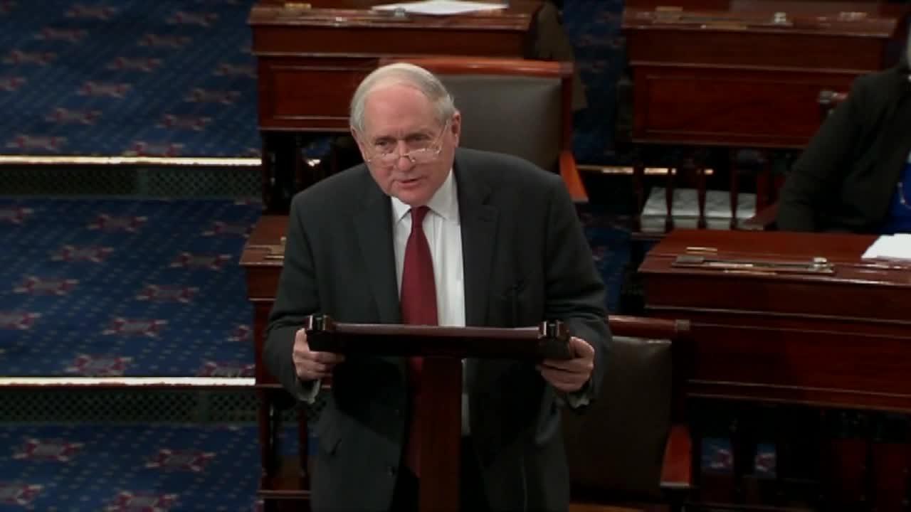 Former Senator Carl Levin passes away