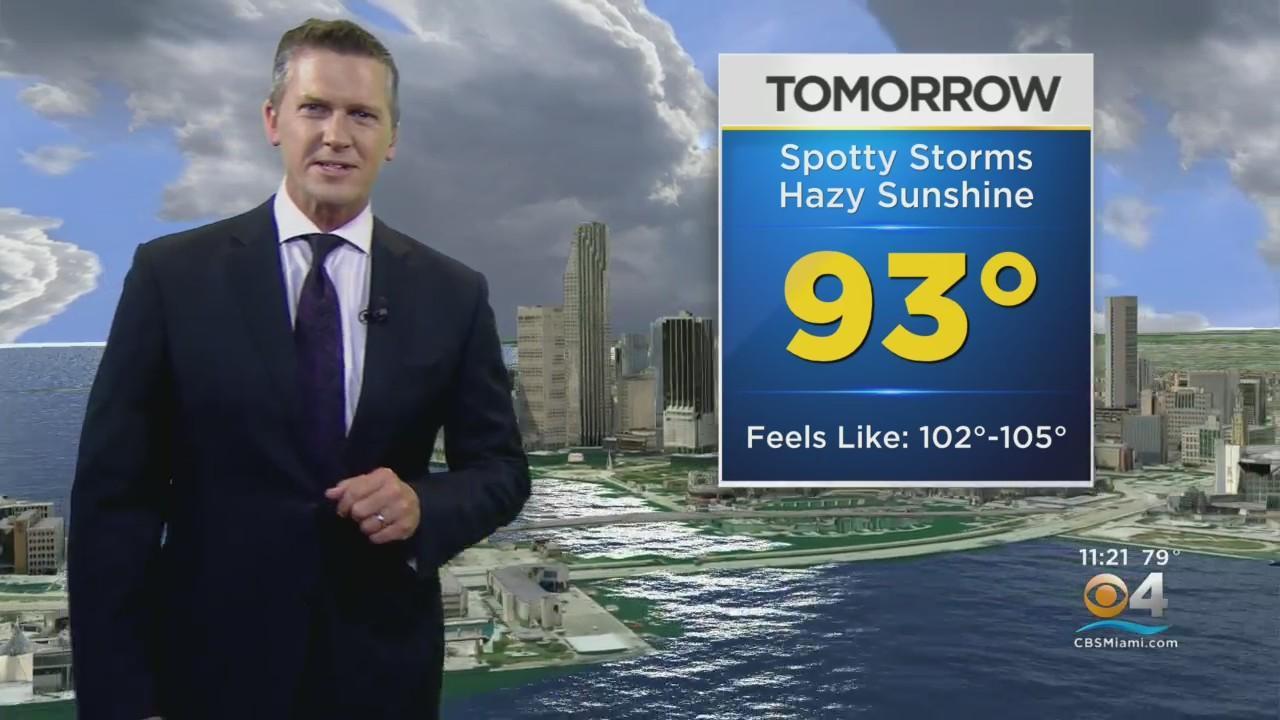 CBSMiami.com Weather 7-29-21 11PM