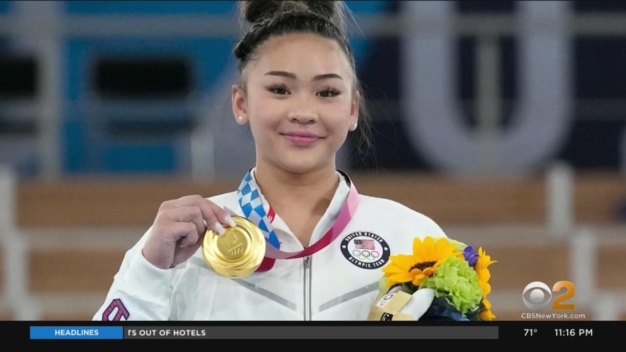 Olympic Gymnast Suni Lee A Source Of Inspiration For Many Across U.S.