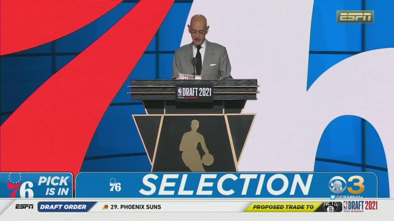 76ers Goes With Springer In 28th Overall Pick In NBA Draft