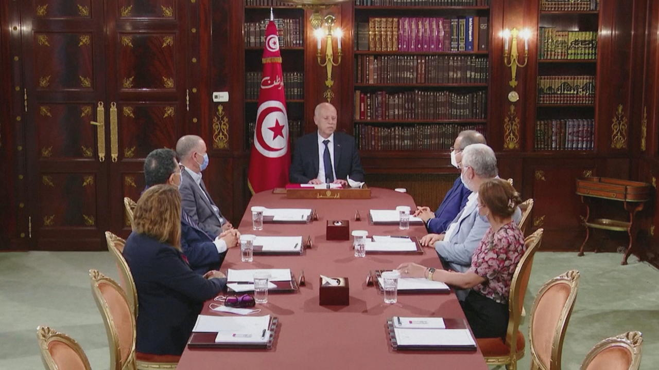 Under pressure, Saied appoints Tunisia's new interior minister