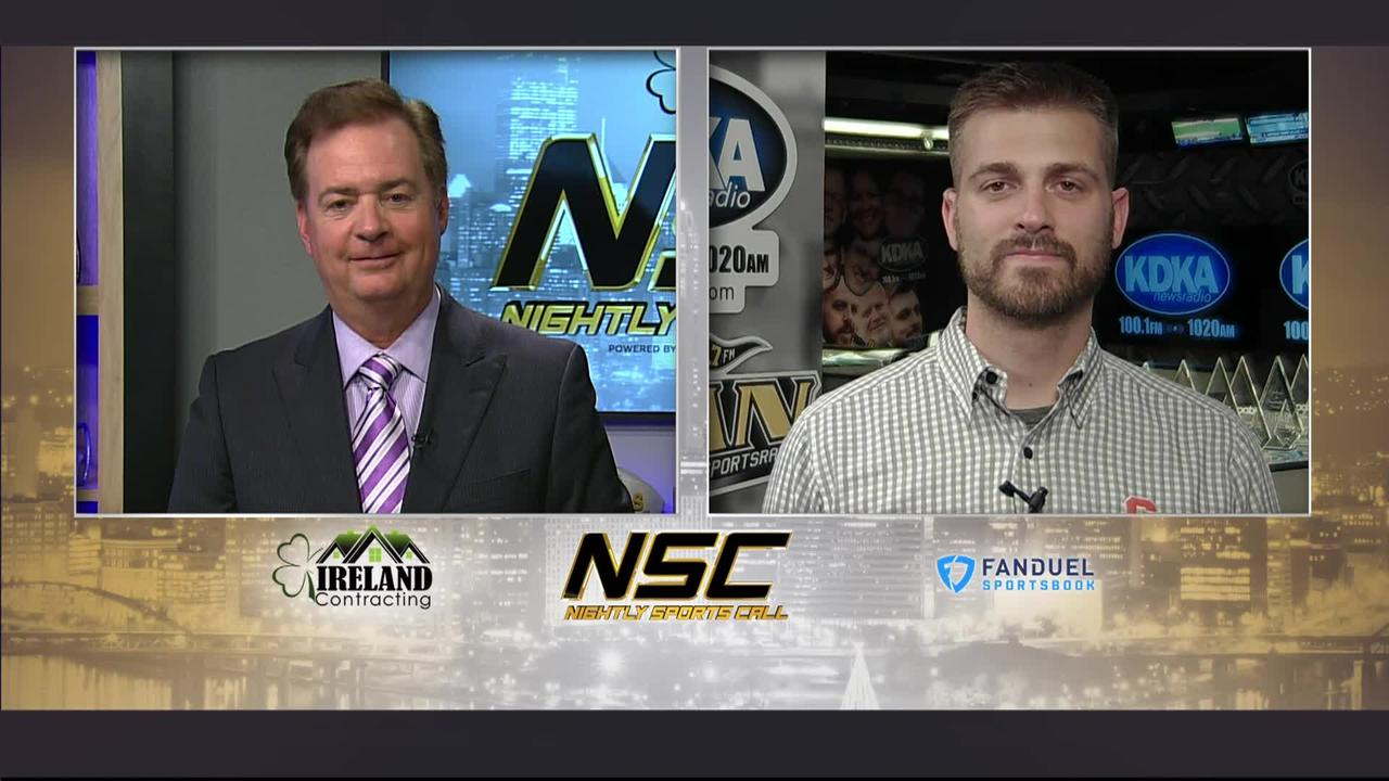 Ireland Contracting Nightly Sports Call: July 29, 2021 (Pt. 2)