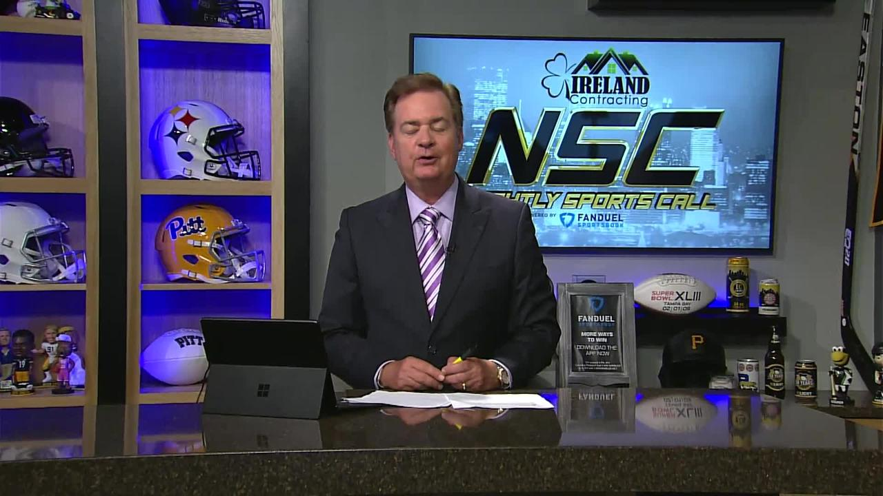 Ireland Contracting Nightly Sports Call: July 29, 2021 (Pt. 1)