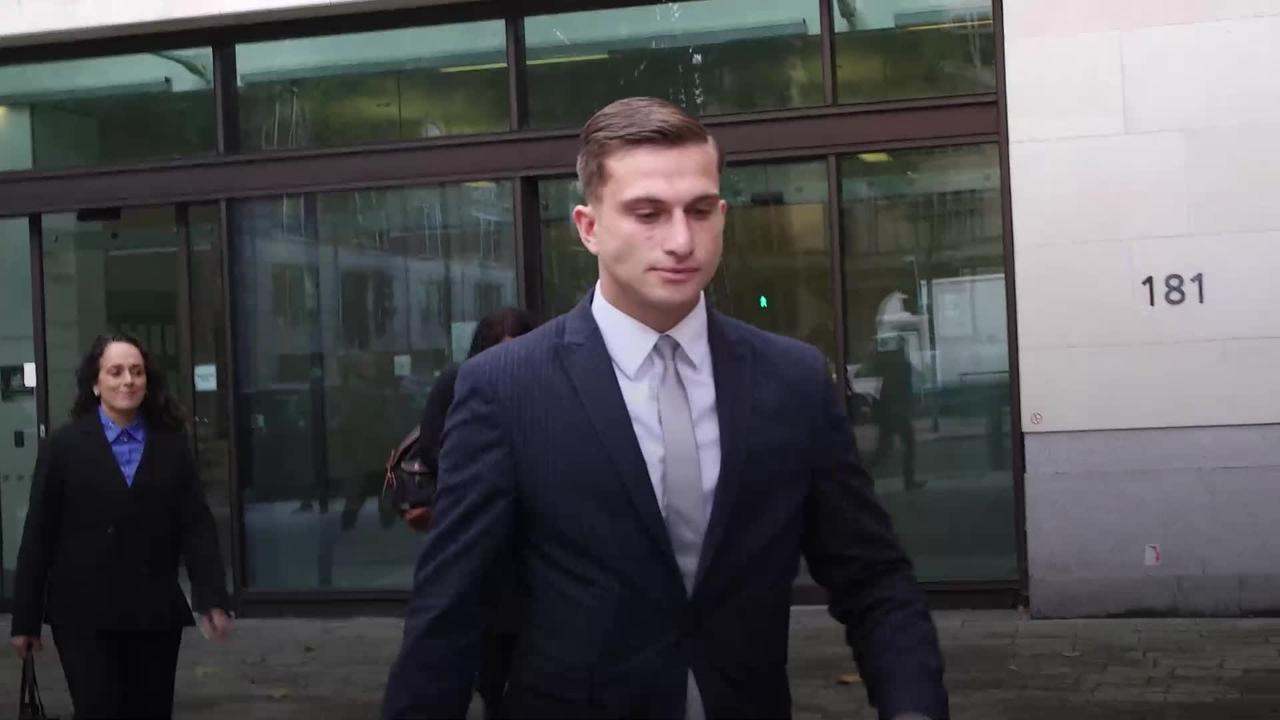 24-year-old pleads guilty to Chris Whitty assault