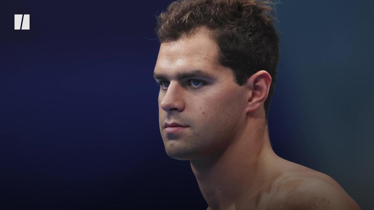 Unvaccinated Olympian Refuses Mask Wearing