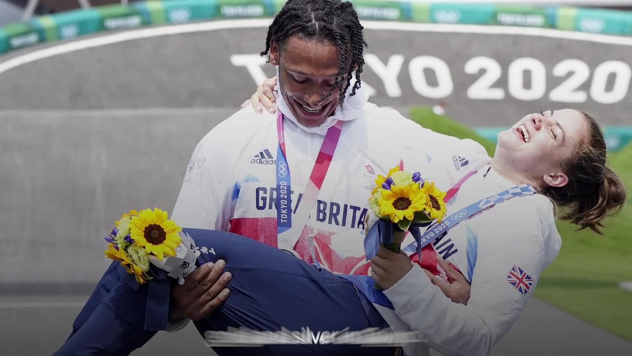 BMX club hopes Olympic hero Kye Whyte will inspire next generation
