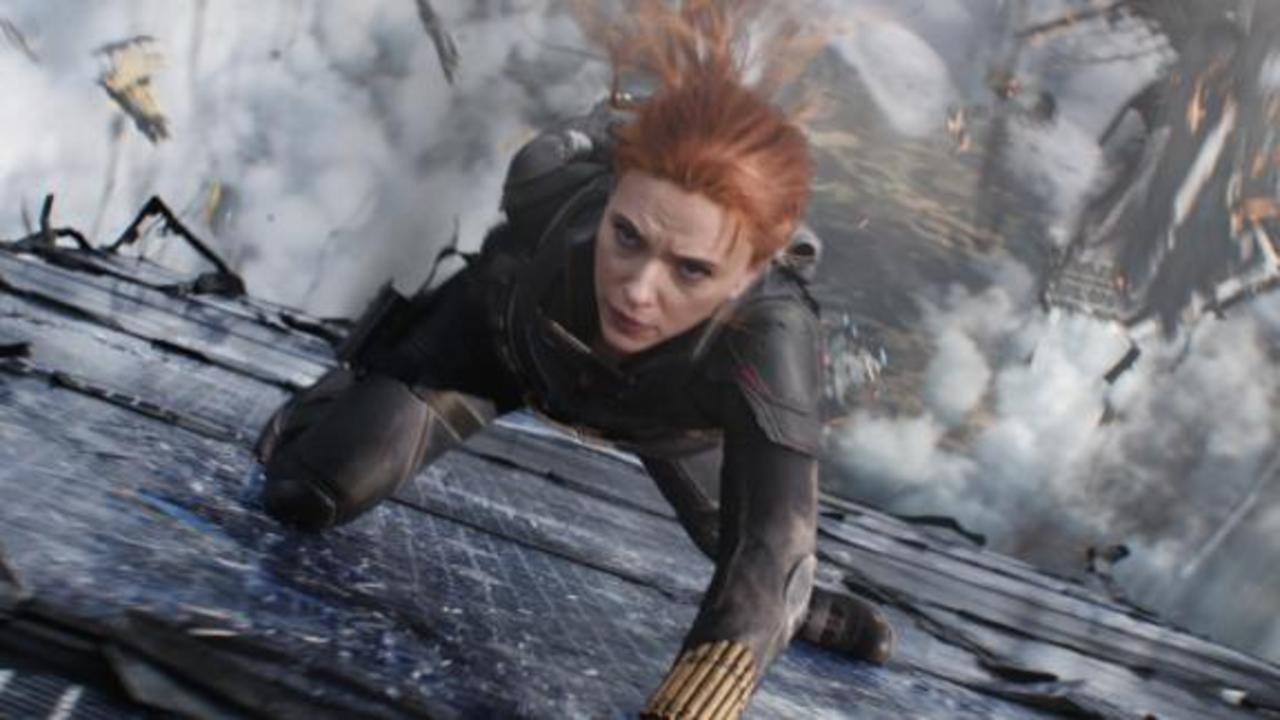 Why Scarlett Johansson is suing Disney