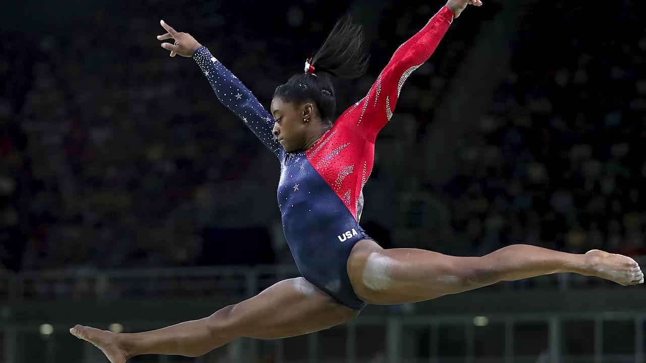 IOC boss praises Simone Biles for speaking up about mental health