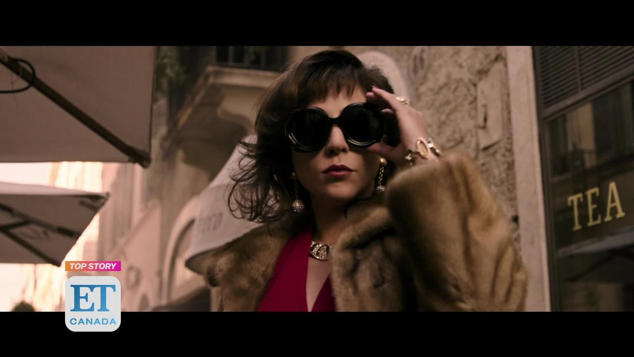 Lady Gaga Brings Style And Power In 'House Of Gucci' Trailer