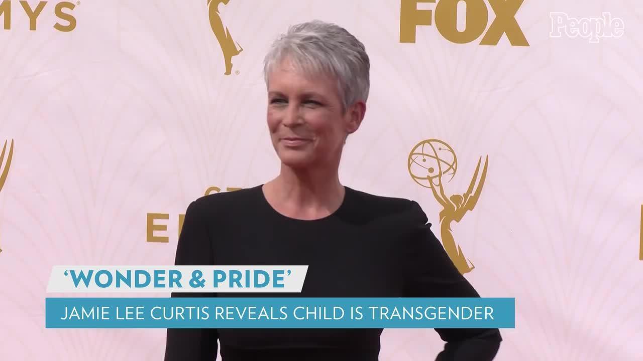 Jamie Lee Curtis Reveals Her Youngest Child Is Transgender: I Feel 'Wonder and Pride'