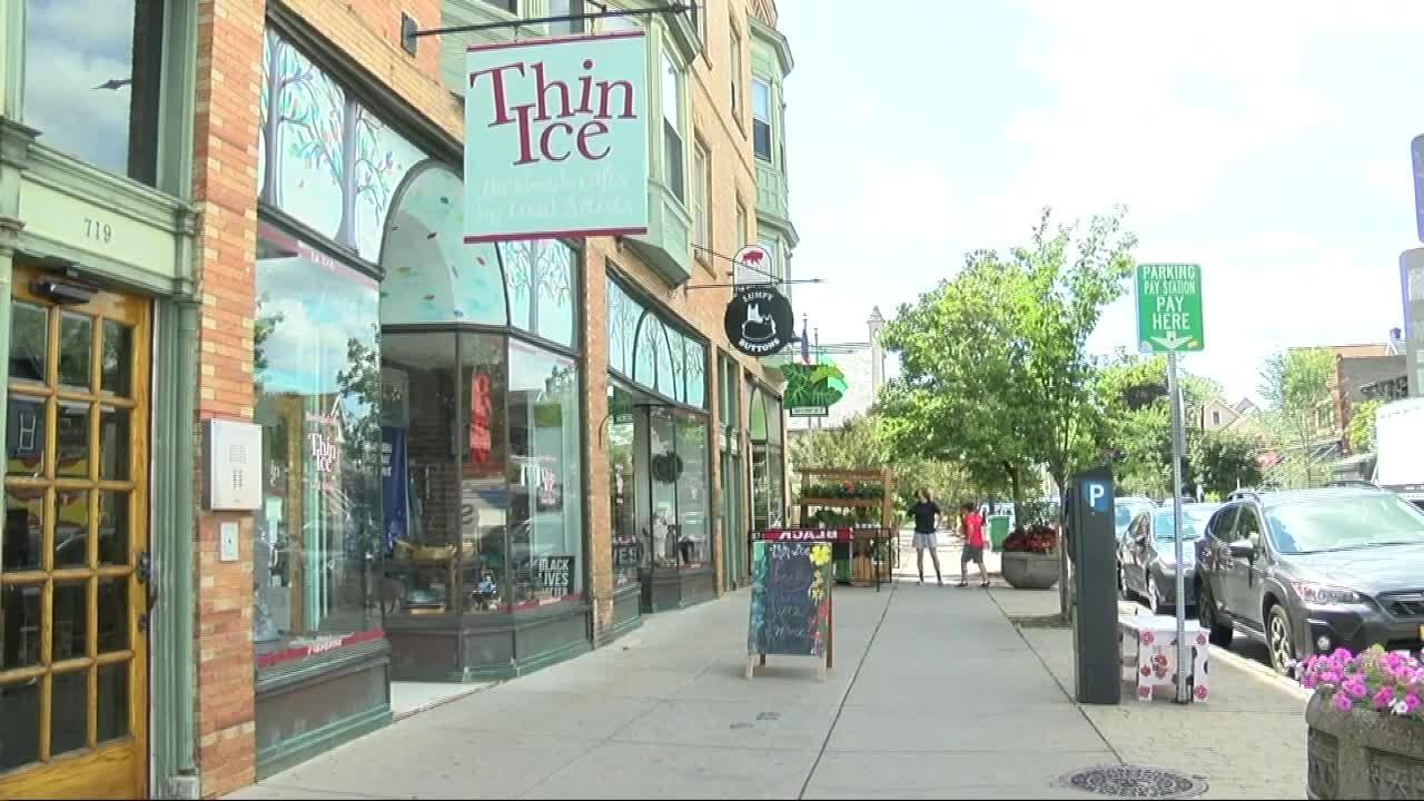 Elmwood Village business owners say they are prepared if COVID restrictions ever return