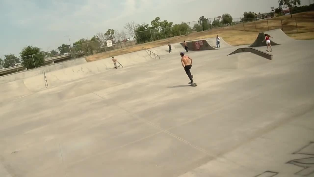 Bakersfield skateboarders have mixed views on addition to Olympics
