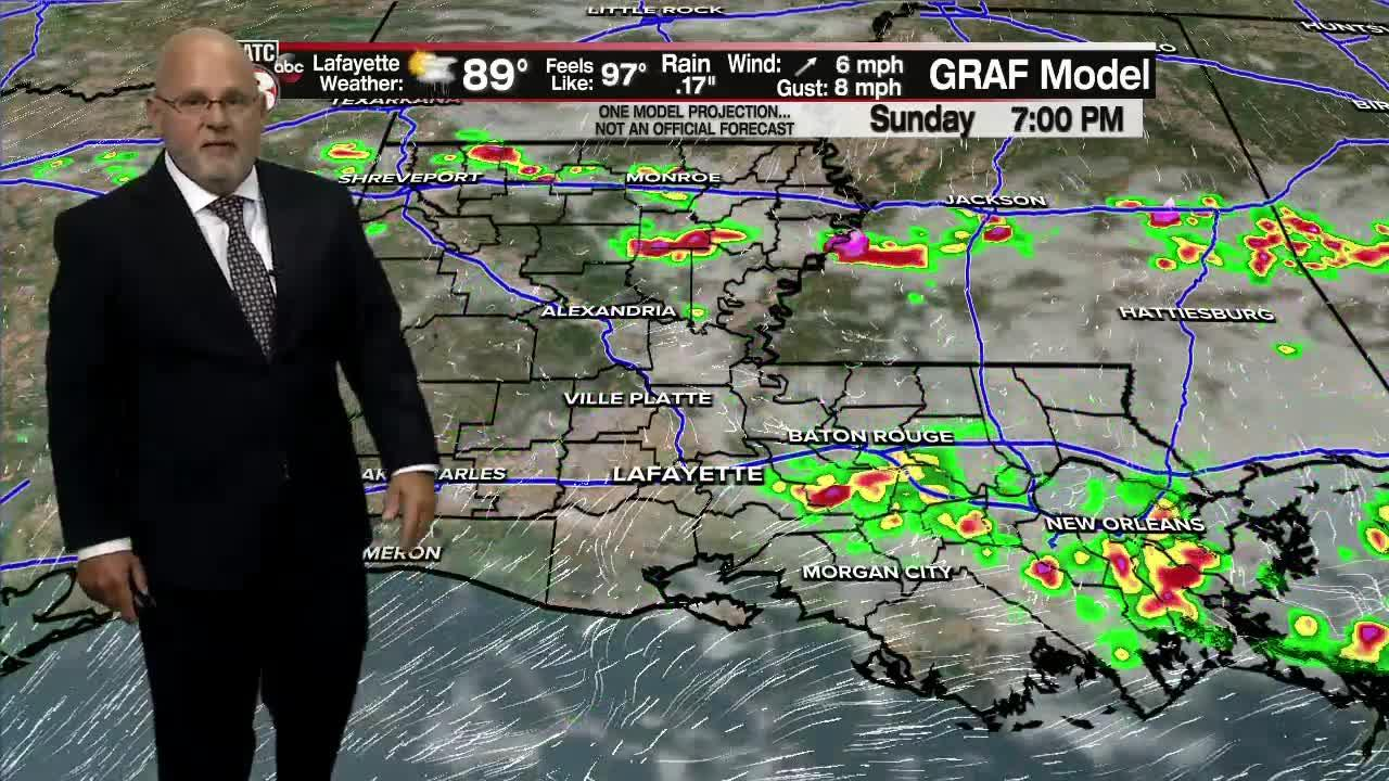 Robs Weather Forecast 10PM 7/30/21 Part 1
