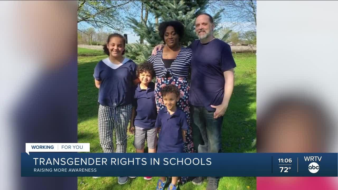 Transgender rights in schools