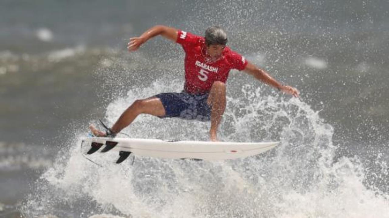 Surfer Kanoa Igarashi on how Tokyo 2020 is bringing Japan together