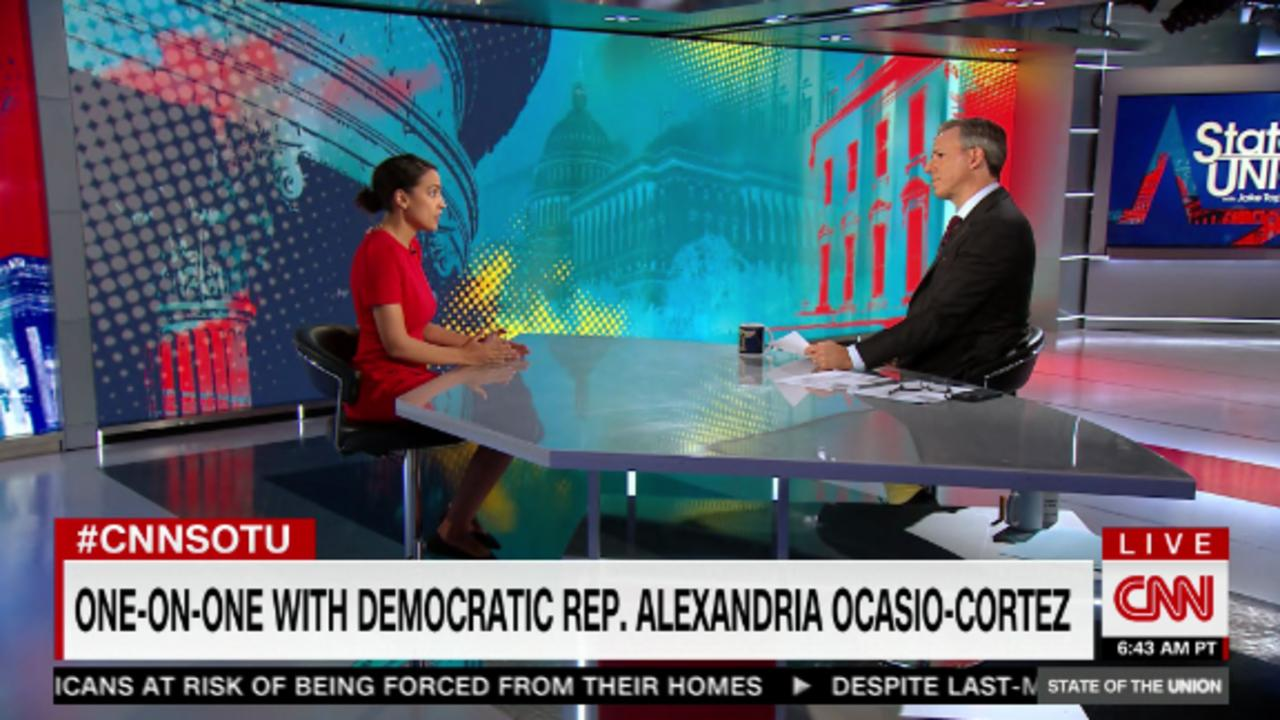 Ocasio-Cortez: We won't pass infrastructure deal without reconciliation