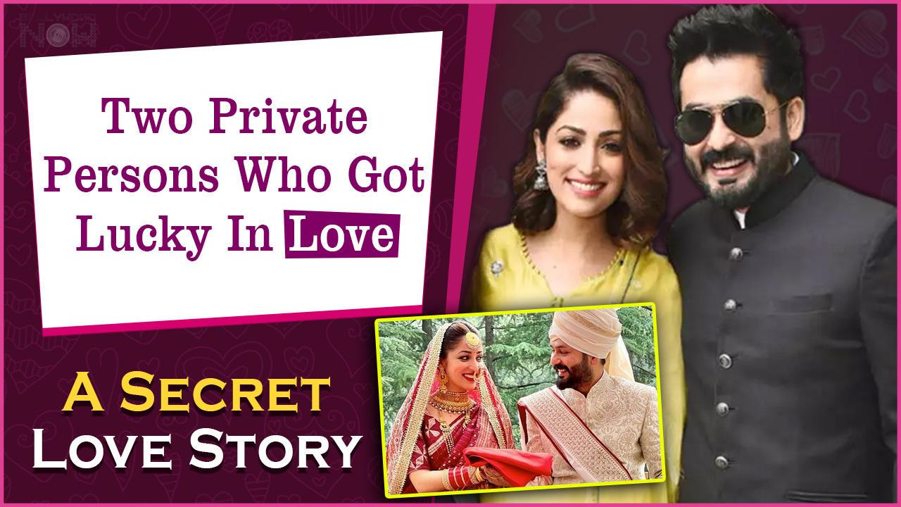 Yami Gautam & Aditya Dhar Top Secret Affair, How B- Town Friends Helped Maintain Privacy |Love Story