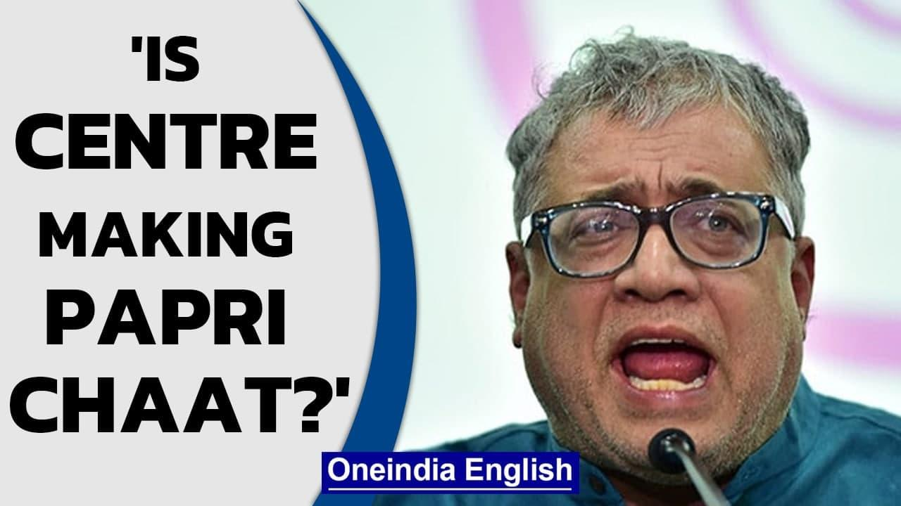 Derek O'Brien slams Union government for rushing to pass bills in Parliament | Oneindia News