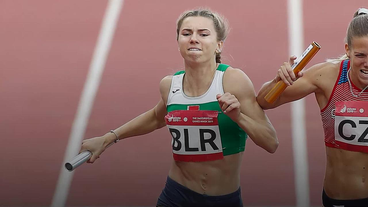 Belarus runner in 'safe situation' say Japanese authorities