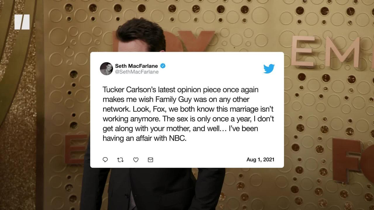 Seth MacFarlane Feuds With Fox Over Tucker