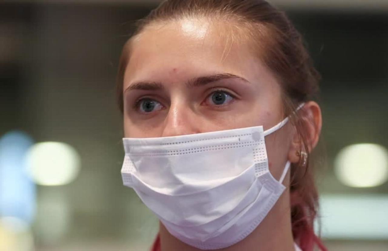 Belarus athlete refuses to go home, gets Polish visa