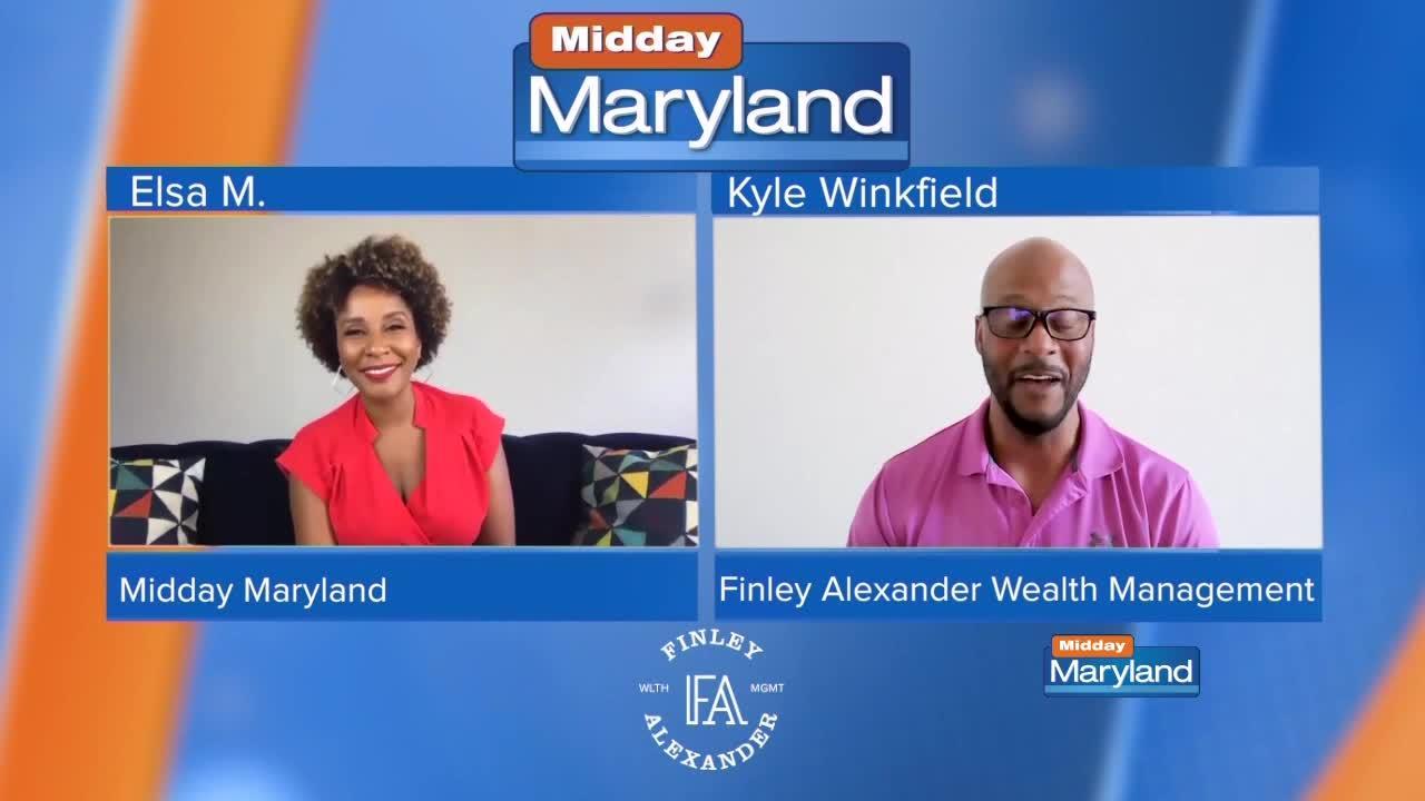 Finley Alexander Wealth Management  - Olympic Mindset