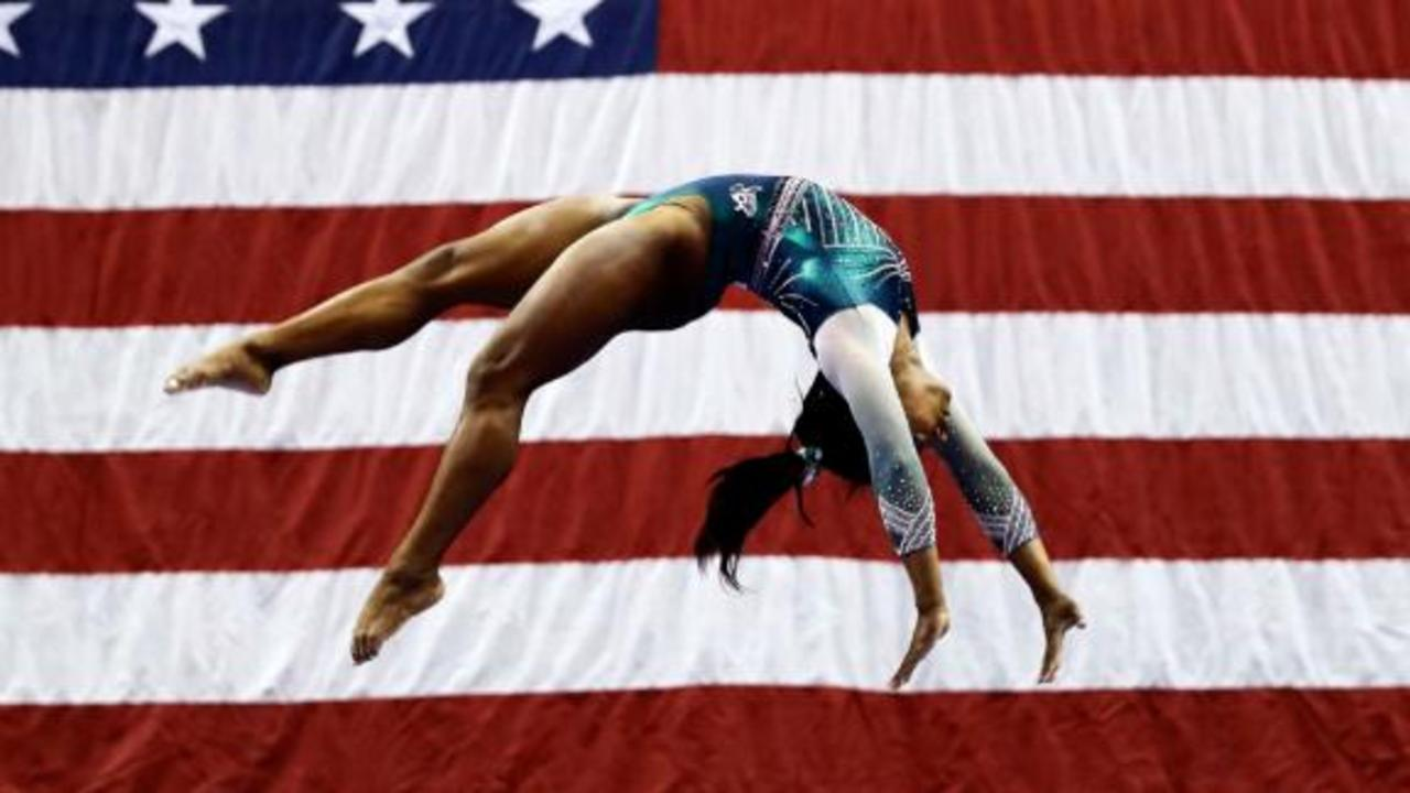 Biles is back and Tokyo's Olympic fever
