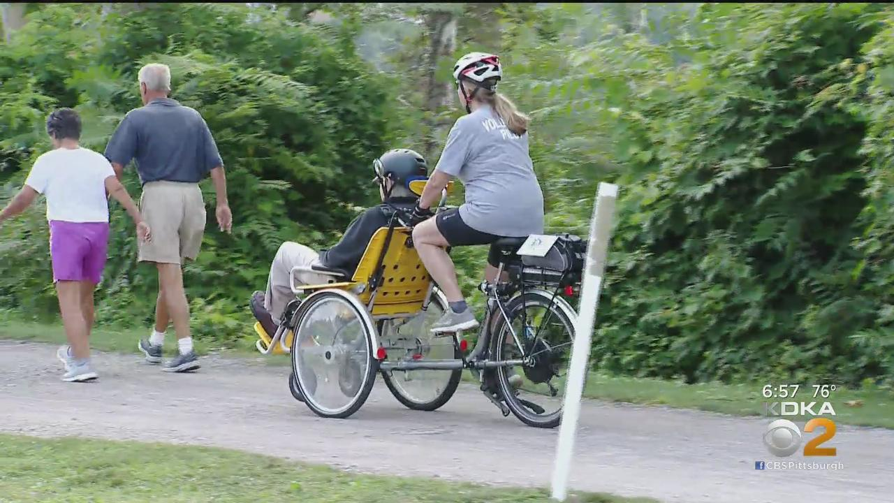 Joy Riders Help Those With Mobility Issues Explore The City