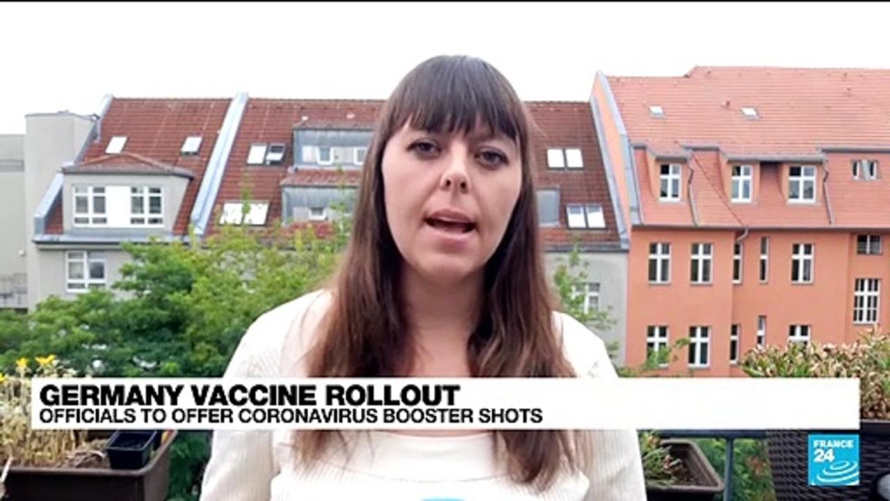 Germany vaccine rollout: Official plans Covid-19 booster shots from September