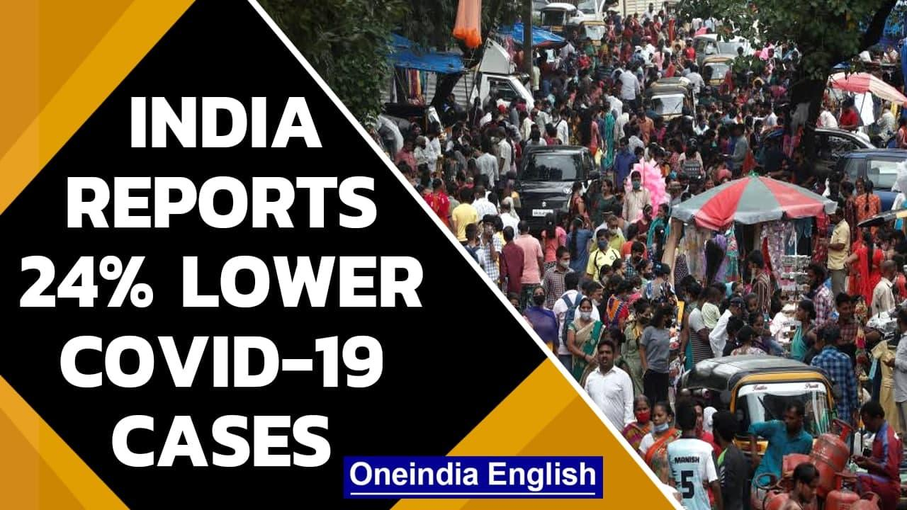 Covid-19: India reports 30,549 new Covid-19 cases in 24 hours   Oneindia News