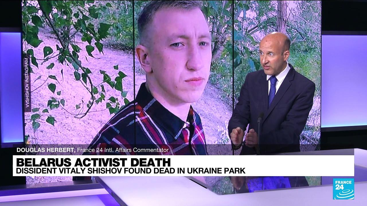 Belarus activist death: Opposition leader says exile's death may be crime