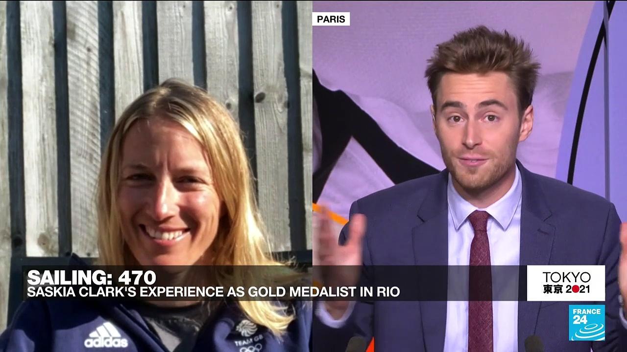 Olympic sailing: Saskia Clark's experience as gold medalist in Rio
