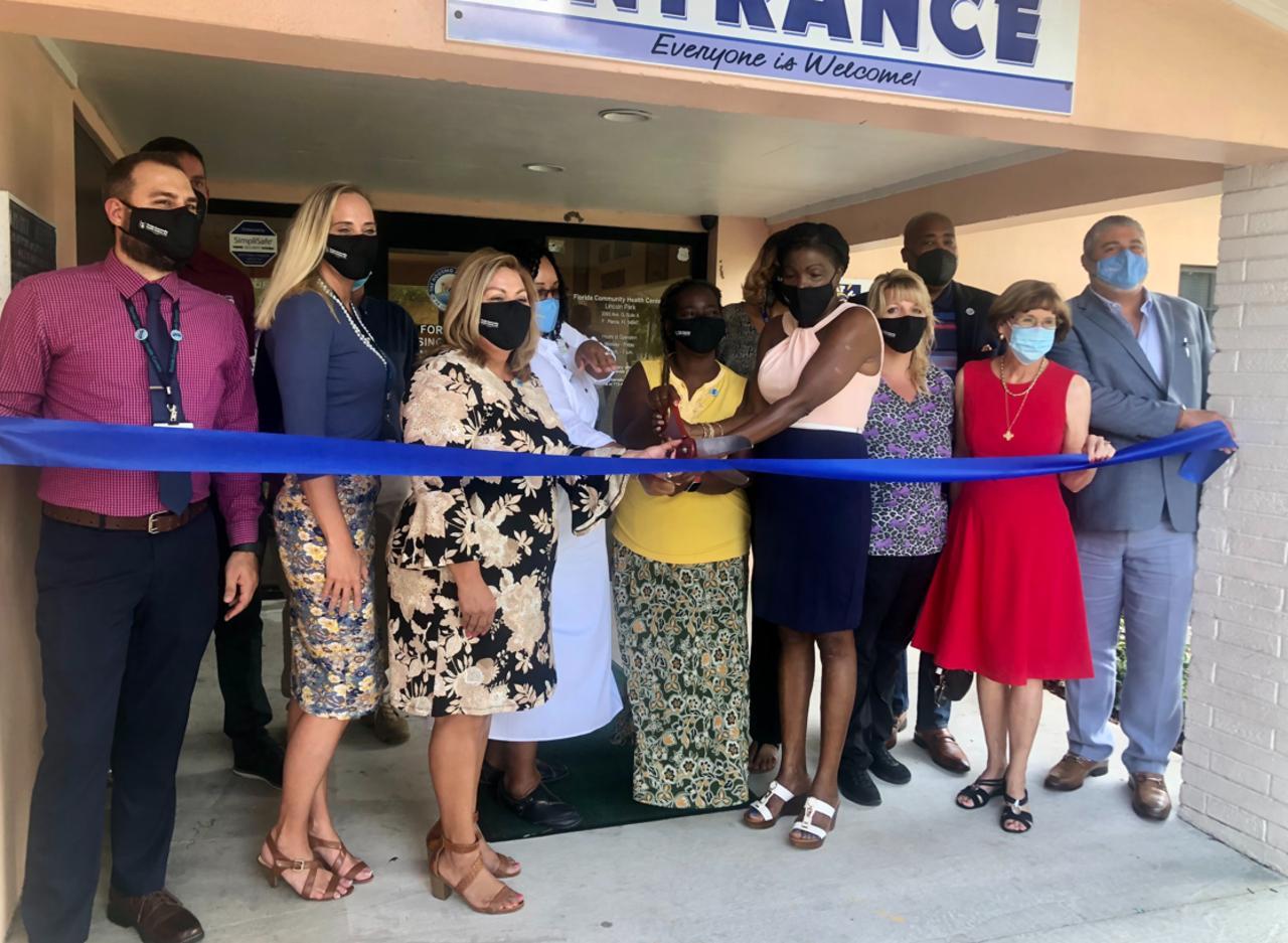 Florida Community Health Center Lincoln Park closes health disparity gaps
