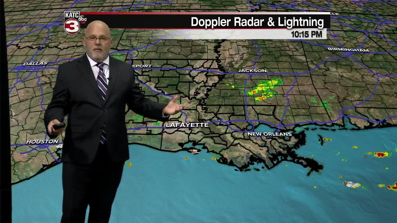 Robs 10PM Weather Forecast 8_2_21 Part 2