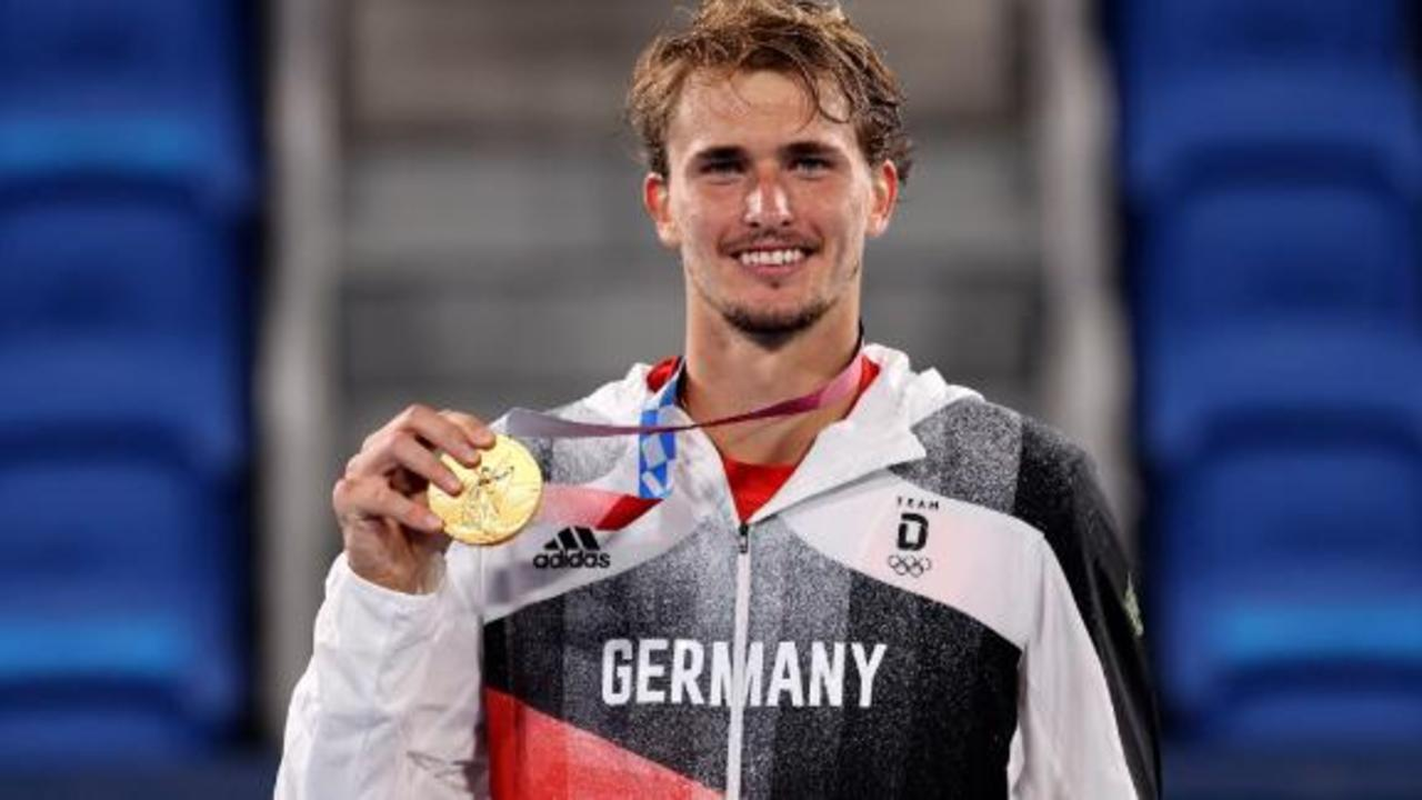 Alexandar Zverev on winning Olympic gold: It's an incredible feeling