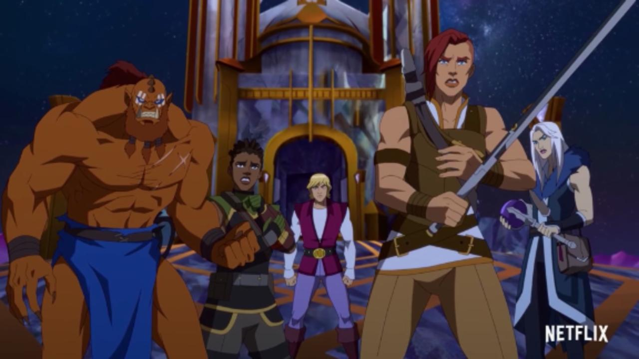 Kevin Smith's 'Masters of the Universe' sequel