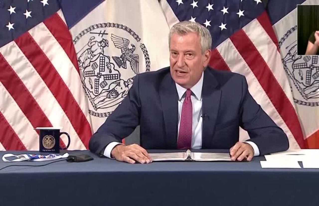 NYC launches vaccine mandate for indoor activities