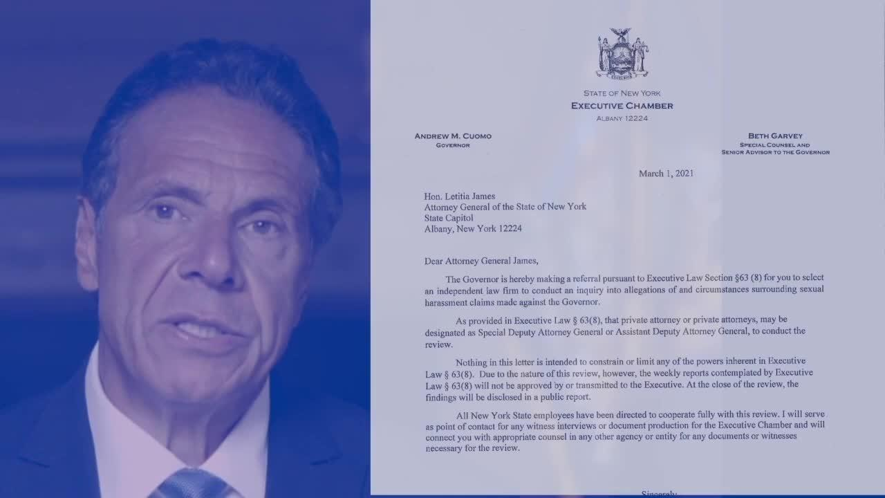 What's in the NY AG's 165-page report on the Cuomo investigation?
